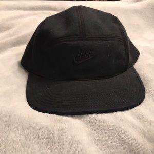 Nike Black Panel Hat